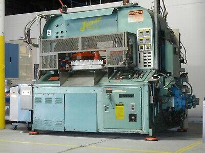 Jomar Injection Blow Molding Machine Model 65