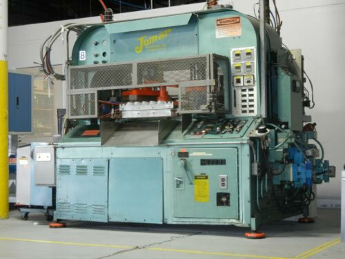 Jomar Injection Blow Molding Machine Model 65