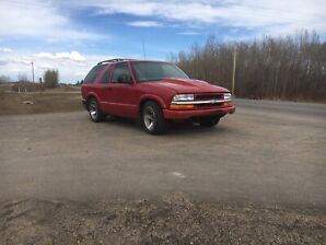 1998 2wd S10 blazer LS swapped & lowered