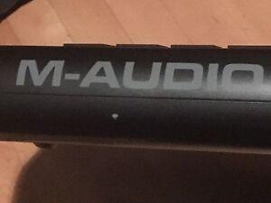 M AUDIO Midi Controller Axiom