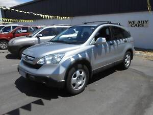 2007 Honda CR-V 4X4 Manual 2.4L - SUV Wangara Wanneroo Area Preview