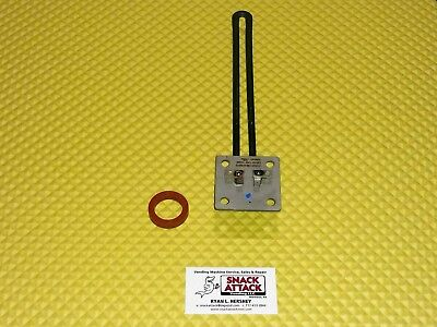 Crane National 655673946 Ap Coffee Vending Machine Heating Element W Gasket