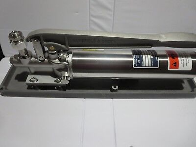 Ametek Type T Hydraulic Pressure Pump 15 Kpsi Refurbished Fully Tested