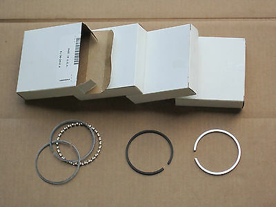 4 Piston Rings Standard For Ih International 154 Cub Lo-boy 184 185 Farmall
