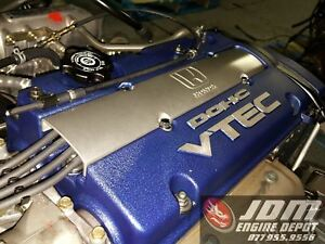 97 02 HONDA ACCORD SiR 2.0L DOHC 4 CYL VTEC ENGINE AUTOMATIC VERSION JDM F20B