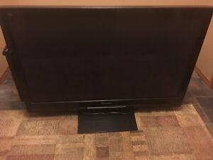 "50"" Panasonic Viera Plasma TV with remote"