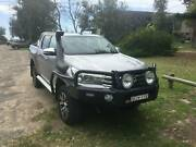 2016 Toyota Hilux SR5 Dual Cab, Manual diesel 4x4 Pambula Bega Valley Preview