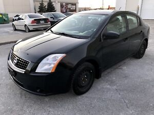 2008 Nissan Sentra *CERTIFIED - NO ACCIDENTS-SUNROOF - ALLOYS*