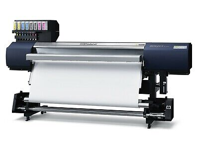 Roland Soljet Ej-640 High Volume Large Format Color Printer