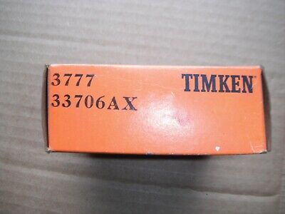 Timken 3777 Tapered Roller Bearing Cone Qty 6 In Lot