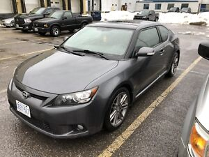 2011 Scion TC -Manual