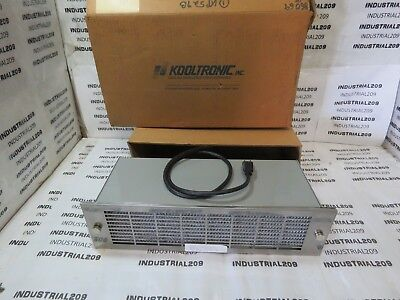 Kooltronic Kp529b Cab Fan Assembly 115v 5060 Hz New In Box