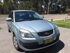 2007 Kia Rio Hatchback Automatic Bonnells Bay Lake Macquarie Area Preview