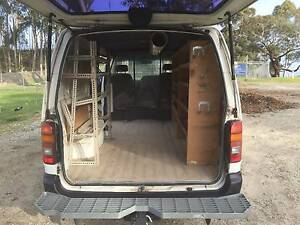 1999 Toyota Hiace Van/Minivan Lysterfield South Casey Area Preview