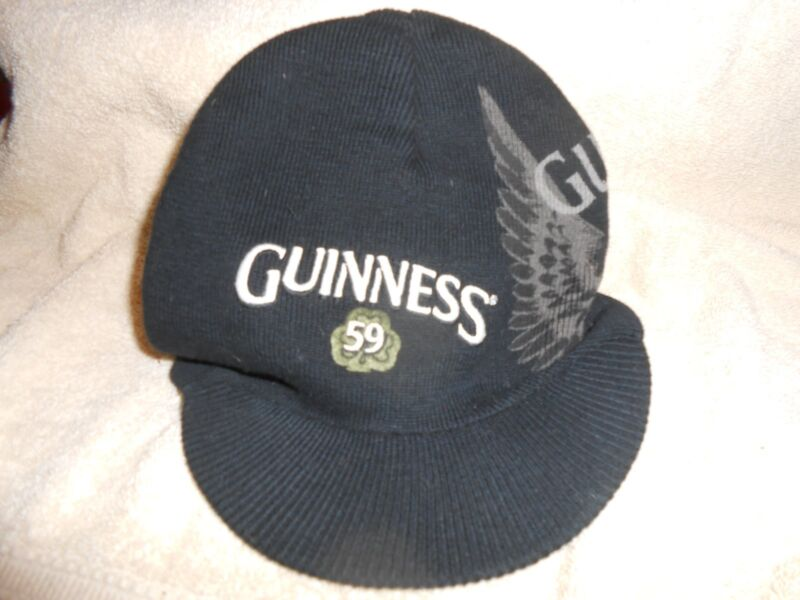 Guinness Knit Hat