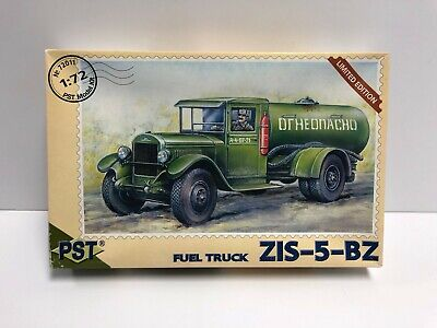 PST 1//72 ZIS-5-BZ Fuel Truck # 72011