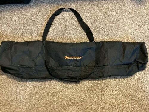 Carrying Soft Case Shoulder Bag for Celestron Telescope 90EQ 90AZ - Black - Used