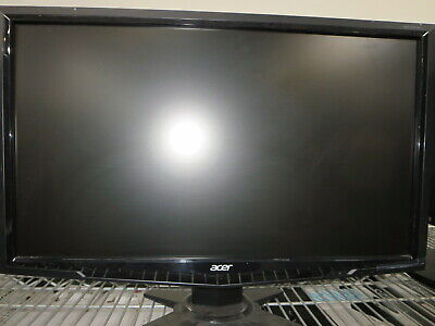 "Acer G245HQL VGA/DVI 23.6"" Full HD Widescreen LED LCD Monitor w/Stand"