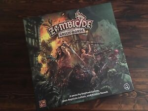 Zombicide Green Horde (cardboard unpunched/like new!)