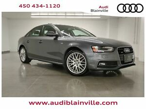 2015 Audi A4 2.0T Komfort  LOOK S-LINE + CONVENIENCE PACK