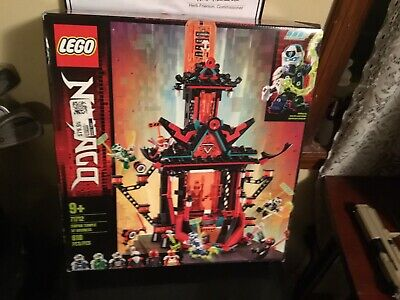 Lego Ninjago Empire Temple Of Madness Unopened MIB