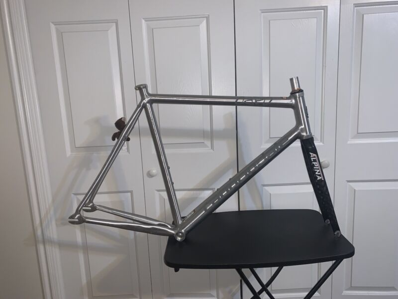 Cannondale Track Capo Optimo. 56cm Fixed Fixie Track Bike