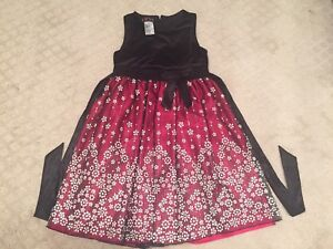 Girls dress - size 10