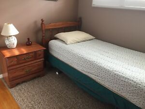 Twin Bedroom Set