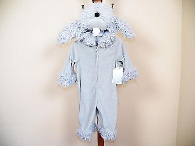 Koala Kids Sheep Dog Halloween Costume Boy/Girl Size 9M 9 Months *NEW W/ TAGS**](Kids Dog Halloween Costumes)