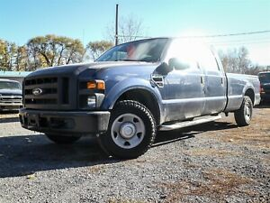 2008 Ford F-250  Crew Cab Long Bed 2WD
