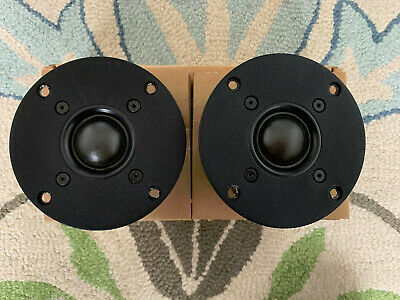 Scan Speak D2905-9500 Tweeters (One pair, 2x)