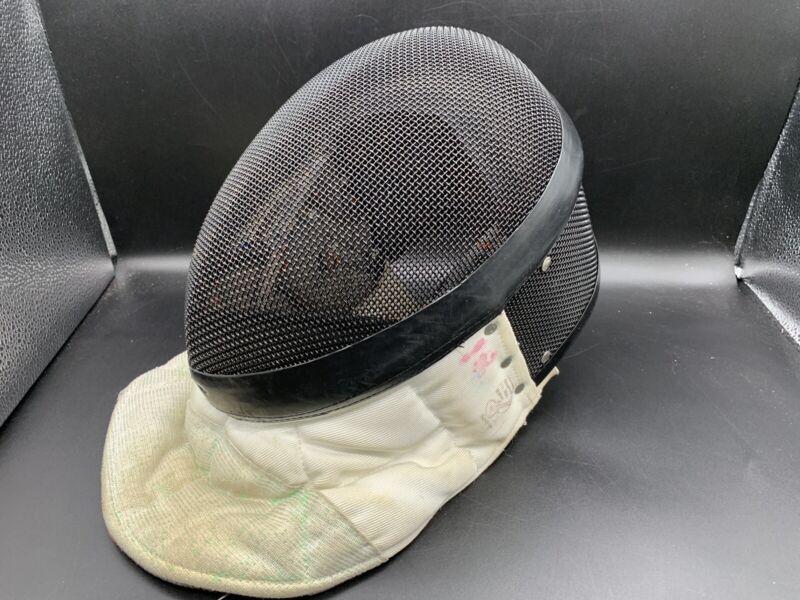 AF Absolute Fencing Gear Helmet Face Mask, 350 N Standard, M, Medium Black