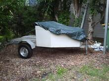 Motorbike trailer Nambour Maroochydore Area Preview