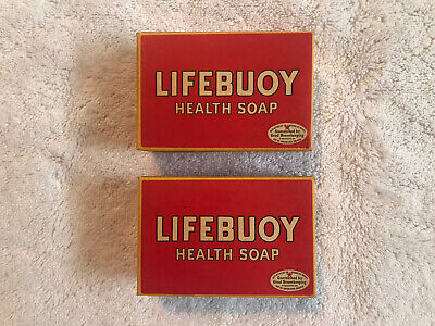 New Sealed Vintage Lifebuoy Health Soap - Two Bars - Christmas Story Ralphie