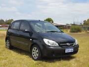 2005 HYUNDAI GETZ  AUTOMATIC   EXCELLENT CONDITION Kenwick Gosnells Area Preview