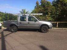 DUAL CAB 2002 Holden Rodeo Ute Mosman Mosman Area Preview