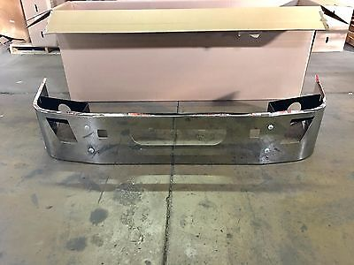 Volvo VNL Chrome Bumper, 64T, 630, 670, 780 2004 and Up with fog light (Valley Chrome Bumper)
