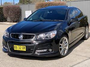 2013 HOLDEN COMMODORE VF SSV REDLINE 6.0 V8 6SPD AUTO South Windsor Hawkesbury Area Preview