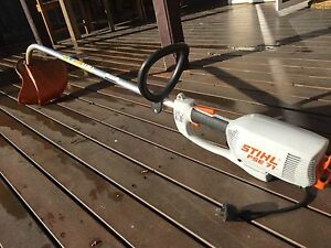 Stihl- line trimmer electric. FSE71 Newport Hobsons Bay Area Preview
