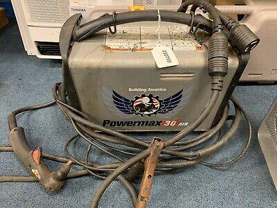 Hypertherm Powermax 30 Air Plasma Cutter - Pre Owned Works