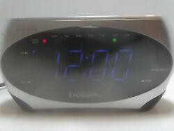Emerson Research Smart Set Digital Dual Alarm AM/FM Clock Radio CKS1862