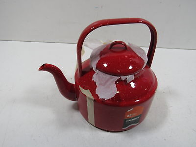 GSI Outdoors 2021 Red Tea Kettle - Gsi Red Kettle