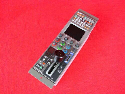 SONY MODEL RCP-750 REMOTE CONTROL PANEL IN EXCELLENT CONDITION