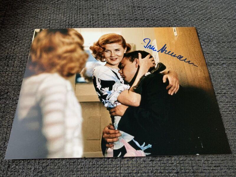 IRM HERMANN signed Autogramm auf 20x27 cm Foto InPerson RAINER WERNER FASSBINDER
