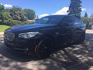BMW 550 XI GT -AWD-FULLY LOADED- BLACK PACK-VERY RARE