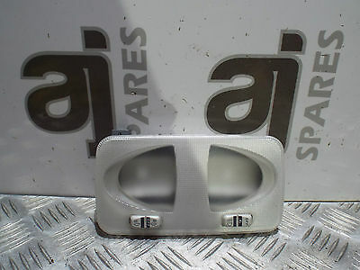 FIAT IDEA 1.4 PETROL 2006 FRONT INTERIOR ROOF LIGHT