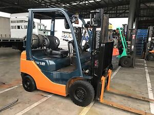 Toyota 1.8t forklift Epping Whittlesea Area Preview