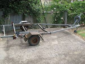 BOAT TRAILER 12 FT Enfield Port Adelaide Area Preview