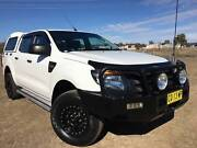 2013 Ford PX Ranger 4x4 Dualcab Ute.3.2 Turbo Diesel Automatic. Inverell Inverell Area Preview