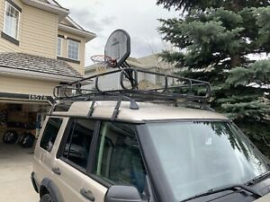 Land Rover Discovery Factory Roof Basket / Rack